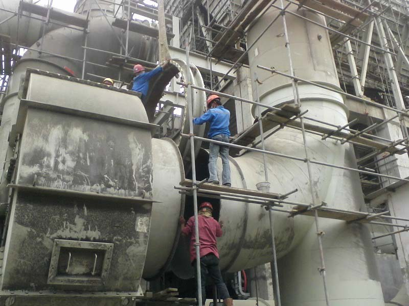 ID Fan Vertical Mill Tuban 1 Project