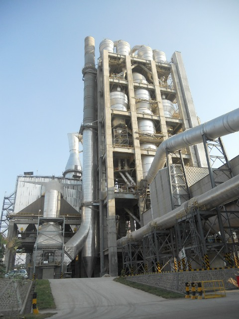 Preheater - Tuban IV Project